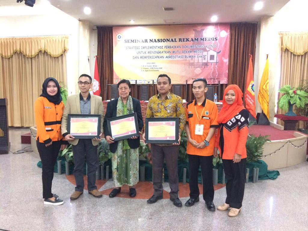 Seminar Nasional RMIK 2017